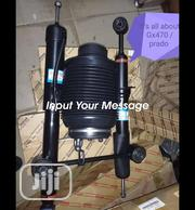 Front And Back Shock Absorber Gx470 208   Vehicle Parts & Accessories for sale in Lagos State, Mushin