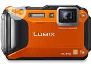Panasonic Lumix Dmc-Ft6 Water Proof Camera 16.1 Mp Tough Digital Camer | Photo & Video Cameras for sale in Lagos State, Ikeja