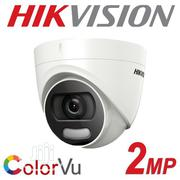 HIKVISION DS-2CE72DFT-F 2MP Full Time Color Dome Camera | Security & Surveillance for sale in Lagos State, Ikeja