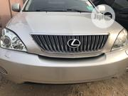 Lexus RX 350 2007 Gold | Cars for sale in Lagos State, Ojota