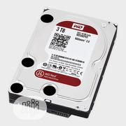 WD Red 3TB NAS Hard Disk Drive 5400 RPM Class SATA | Computer Hardware for sale in Lagos State, Ikeja