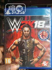W2k18 Ps4 Game | Video Games for sale in Lagos State, Ojo