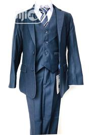 Boy's Suit -4 Pieces Set With Tie | Children's Clothing for sale in Lagos State, Amuwo-Odofin