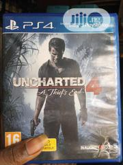 Uncharted 4 A Thief's End Ps4   Video Games for sale in Lagos State, Ojo