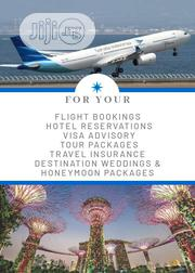 Tour Packges , Flight Bookings And Visa Assistance | Travel Agents & Tours for sale in Lagos State, Victoria Island