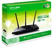 Tp-link AC1750 Wireless Dual Band Gigabit Router Archer C7 | Networking Products for sale in Lagos State, Ikeja