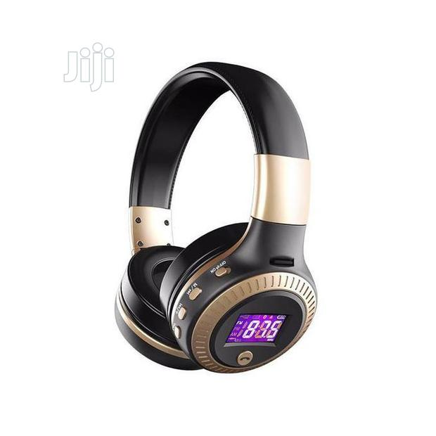 Archive: Wireless Bluetooth Headphone Extra Stereo Bass
