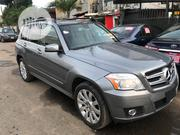Mercedes-Benz GLK-Class 2012 350 4MATIC Gray | Cars for sale in Lagos State, Ikeja