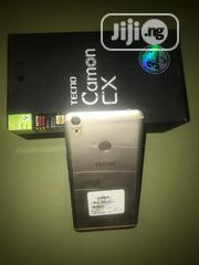 Tecno Camon CX 16 GB Gold | Mobile Phones for sale in Lagos State, Agege