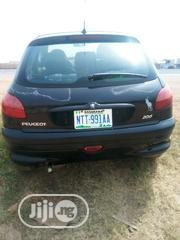 Peugeot 206 2005 Black | Cars for sale in Abuja (FCT) State, Gwagwalada
