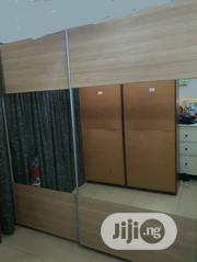 Briefly Used UK Glass Door Wardrobe | Furniture for sale in Lagos State, Lekki Phase 1