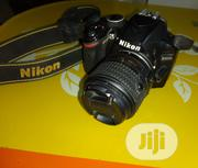 Nikon 3200 With Lens   Photo & Video Cameras for sale in Lagos State, Lekki Phase 2