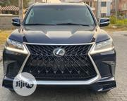 Lexus LX 570 2016 Base Blue | Cars for sale in Lagos State, Lekki Phase 2