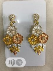 Three Tone Petal Earring | Jewelry for sale in Lagos State, Lagos Island
