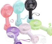 Mini Rechargeable Hand Fan | Home Accessories for sale in Lagos State, Lagos Island