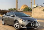 Toyota Corolla 2019 Gray | Cars for sale in Abuja (FCT) State, Jahi