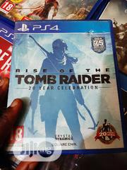 PS4 Rise Of The Tomb Raider | Video Game Consoles for sale in Lagos State, Lagos Mainland