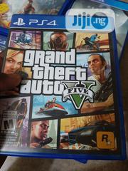 Ps4 GTA V- Grand Theft Auto V | Video Games for sale in Lagos State, Lagos Mainland