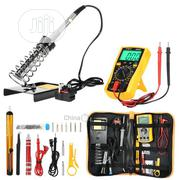 Soldering Iron Kit With Adjustable Temperature Welding Tool | Electrical Tools for sale in Kogi State, Kogi LGA