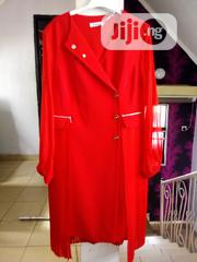 Elegant Red Chiffon Dress Available at Wholesale Price | Clothing for sale in Rivers State, Port-Harcourt