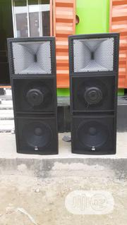 Sound Prince Speaker 18inches Double Speaker | Audio & Music Equipment for sale in Lagos State, Ojo