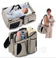 Baby Diaper Bag And Travel Cot - Mother Care | Children's Furniture for sale in Rivers State, Port-Harcourt