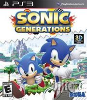 Brand New Ps3 Sonic Generation. | Video Games for sale in Lagos State