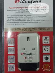 Binatone 10 AMP Automatic Voltage Protector AVP-1000 | Electrical Tools for sale in Lagos State, Ikeja