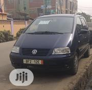 Volkswagen Sharan 2001 Blue | Cars for sale in Lagos State, Mushin