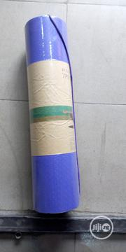 Original Eco-Friendly Tpe Yoga Mat | Sports Equipment for sale in Lagos State, Surulere