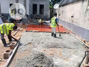 Concrete Stamped Floor | Building & Trades Services for sale in Lagos State, Lekki Phase 1
