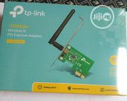 Tp-link 150mbps Wireless N Adapter | Computer Accessories  for sale in Lagos State, Ikeja