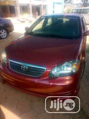 Toyota Corolla 2005 Red | Cars for sale in Abuja (FCT) State, Mabushi