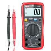 UNIT Ut890c Digital Multimeter True Rms Handheld Mini | Measuring & Layout Tools for sale in Lagos State, Ikeja