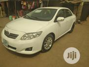 Toyota Corolla 2010 White | Cars for sale in Lagos State, Ifako-Ijaiye