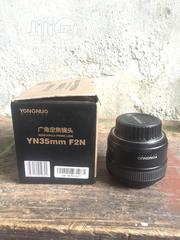 35mm Yongnuo Lens F/2.0 | Photo & Video Cameras for sale in Lagos State, Maryland