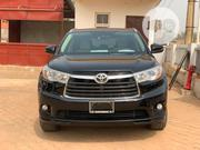 Toyota Highlander 2014 Black | Cars for sale in Abuja (FCT) State, Durumi