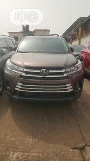 Toyota Highlander 2017 Brown | Cars for sale in Oyo State, Ibadan
