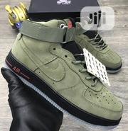 Original Nike Airforce Hightop Sneakers Available | Shoes for sale in Lagos State, Surulere