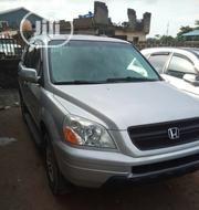 Honda Pilot 2006 EX 4x2 (3.5L 6cyl 5A) Silver | Cars for sale in Abuja (FCT) State, Central Business District