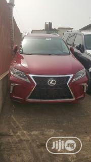 Lexus RX 2015 350 F Sport AWD Red | Cars for sale in Oyo State, Ibadan