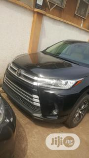 Toyota Highlander 2018 Black | Cars for sale in Oyo State, Ibadan