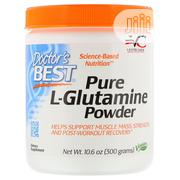 Doctor's Best, Pure L-Glutamine Powder, 10.6 Oz (300g) | Vitamins & Supplements for sale in Lagos State, Ojo