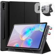 Samsung Tabs6 Book Cover Protective Flip Standing Case   Accessories for Mobile Phones & Tablets for sale in Lagos State, Ikeja