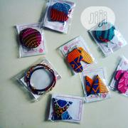 Ankara Shaped Earrings | Jewelry for sale in Lagos State, Lagos Mainland