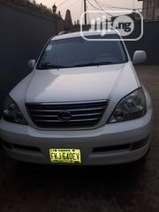 Lexus GX 2005 470 Sport Utility White | Cars for sale in Lagos State, Mushin