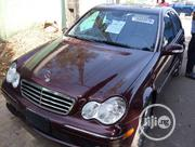 Mercedes-Benz C230 2006 Red | Cars for sale in Abuja (FCT) State, Garki 2