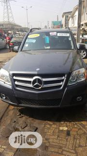 Mercedes-Benz GLK-Class 2010 350 4MATIC Gray | Cars for sale in Lagos State, Mushin