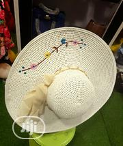 Beach Hat With Bow   Clothing Accessories for sale in Lagos State, Yaba