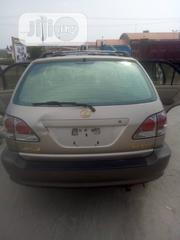 Lexus RX 2001 Gold | Cars for sale in Lagos State, Ibeju
